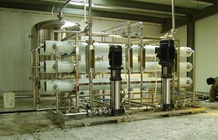 工业纯化水系统