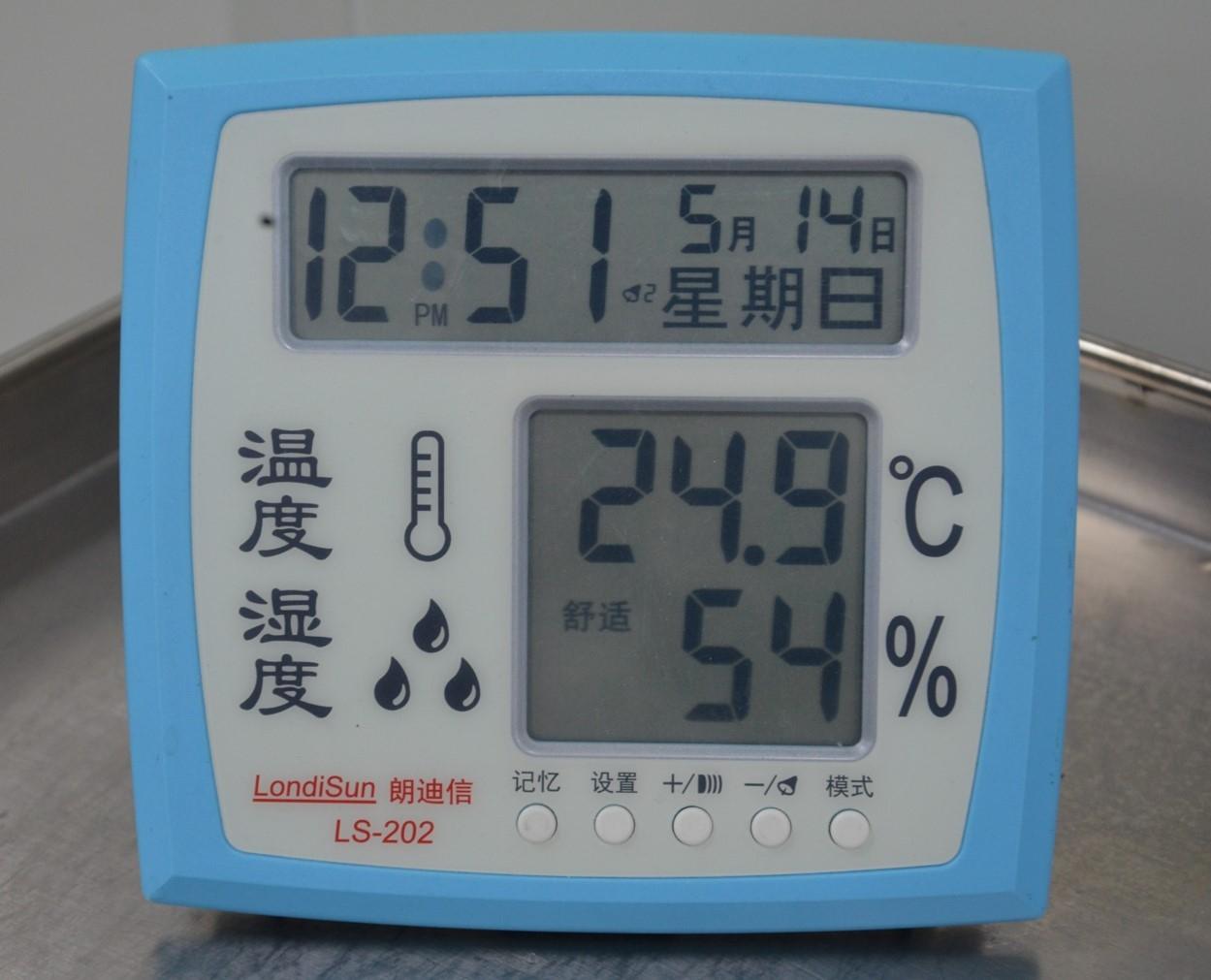 压缩空气含水量检测