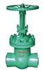 NKZ61H(NKZ64H)真空焊接闸阀