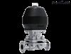 卫生级气动直通隔膜阀卫生级气动直通隔膜阀