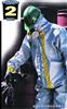 Z2H571系列全密閉式 B級防護服