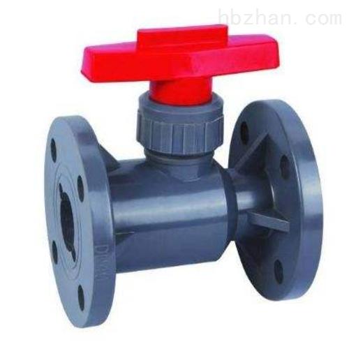 PVC塑料球阀