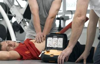 地铁站配置AED除颤仪